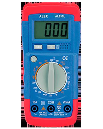 Мультиметр цифровой ALEX 830L