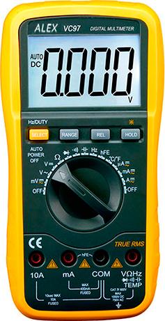 ALEX-Цифровой мультиметр ALEX- 97