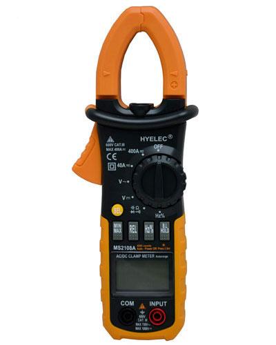 Клещи переменного тока MS2008A
