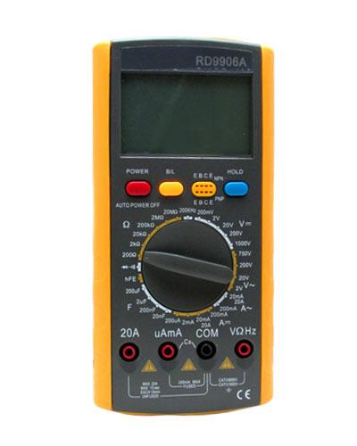 Мультиметр цифровой RD9906A (4,5 разряда)