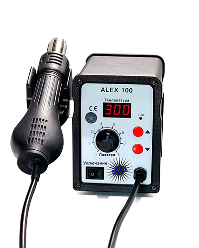 Паяльная станция-фен ALEX 100
