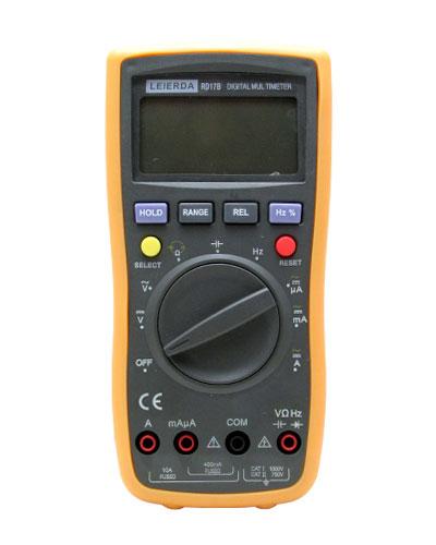 Мультиметр цифровой RD17В